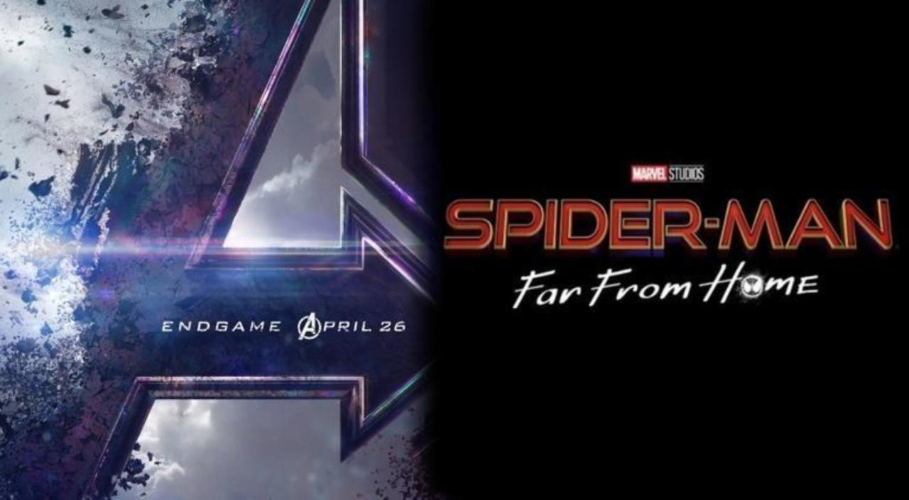 Avengers: Endgame Spider-Man: Far From Home