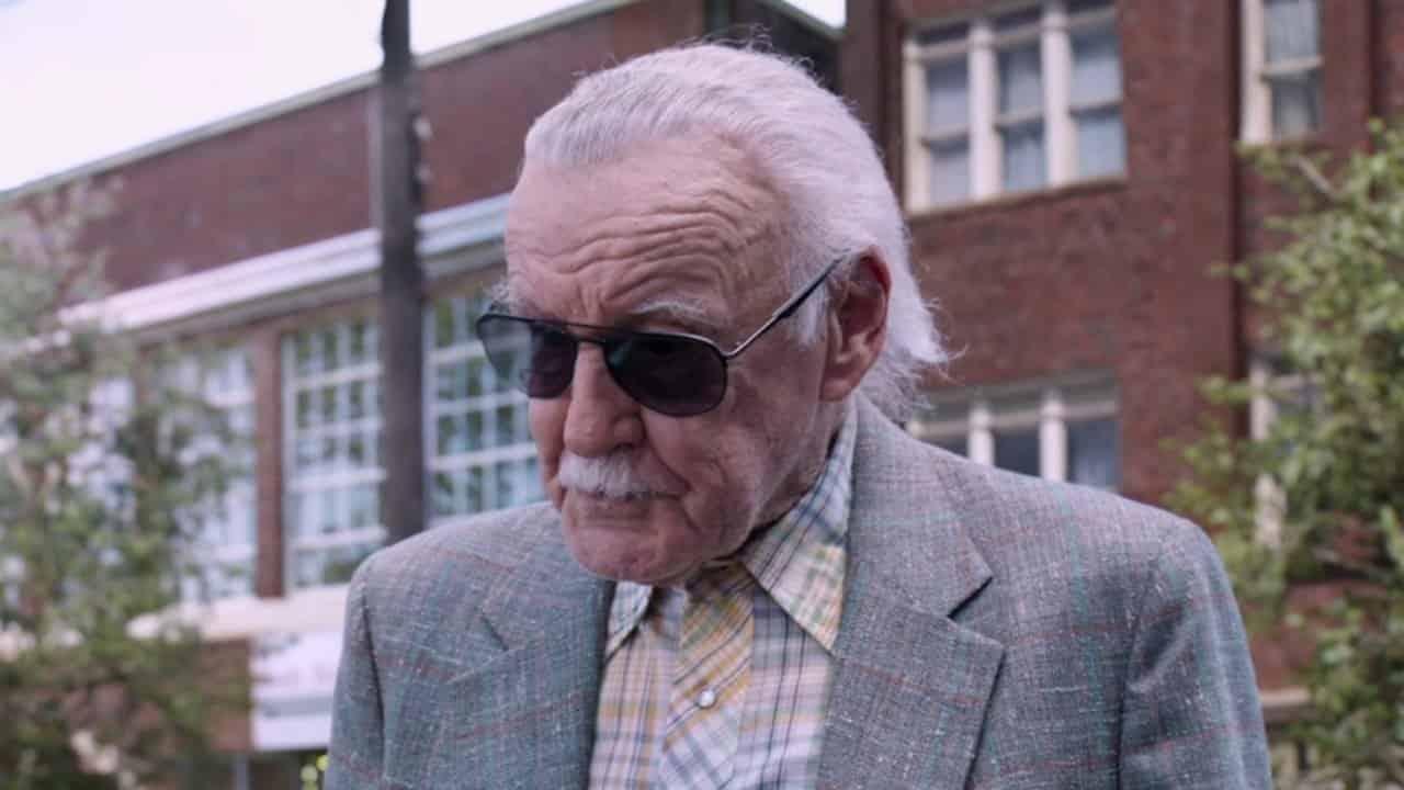 Avengers: Endgame Spider-Man: Far From Home Stan Lee