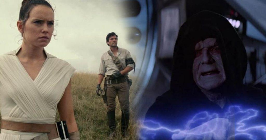 Star Wars Rise of Skywalker The Emperor J.J. Abrams