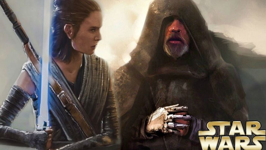 Star Wars Episode 9 Theory Rey Force Ghosts