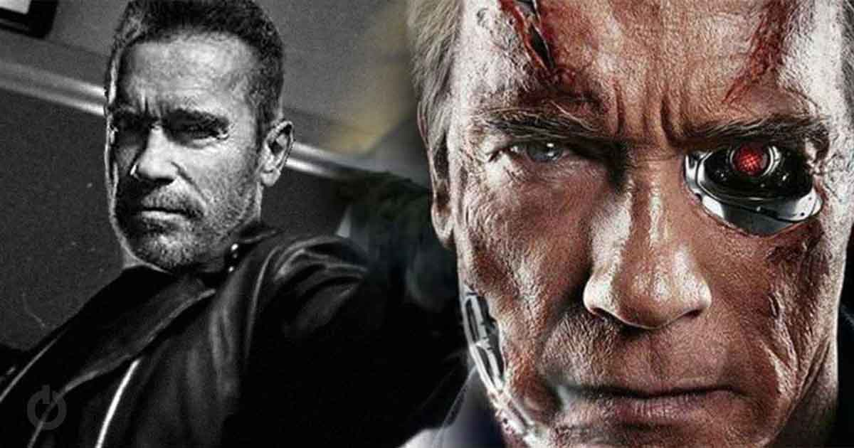 Photo of Terminator: Dark Fate – New Official Photos Reveal a Bad-ass Arnold Schwarzenegger