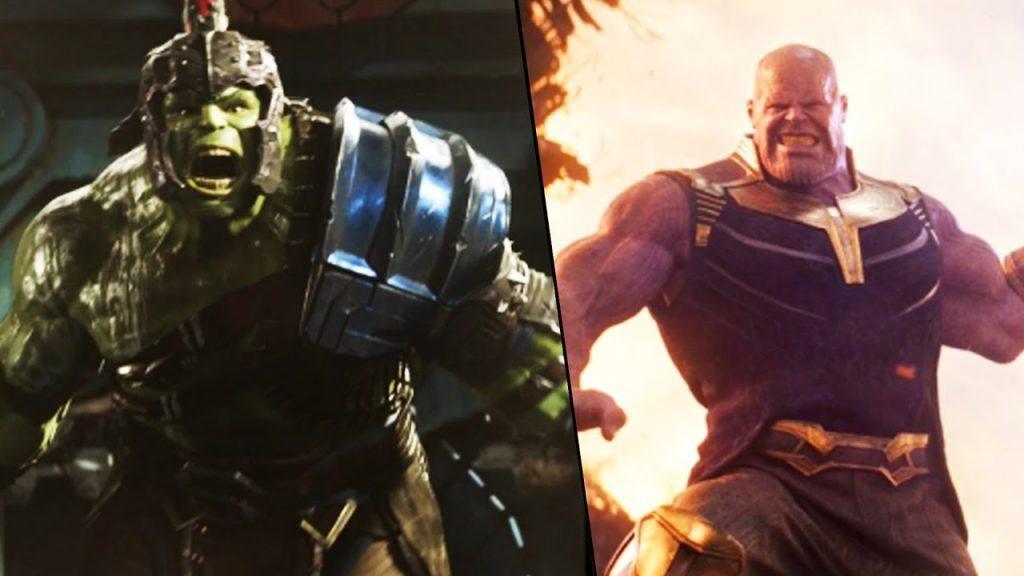 Thor: Ragnarok Theory Thanos Hulk