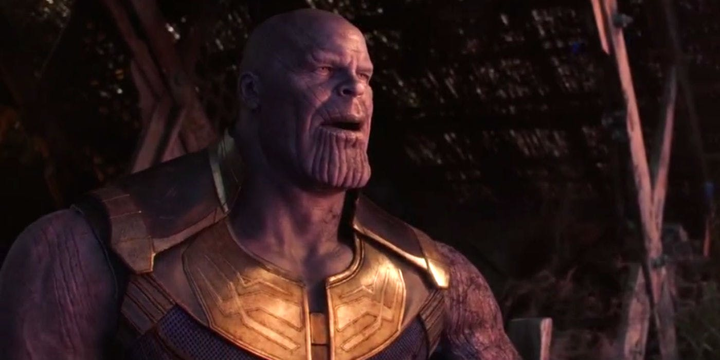 Avengers: Endgame Clip Infinity Stones