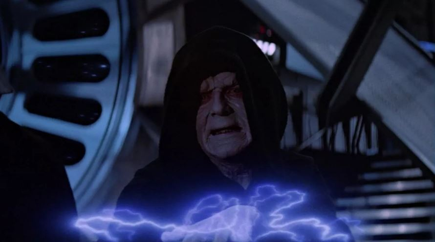 Star Wars The Rise of Skywalker The Emperor J.J. Abrams