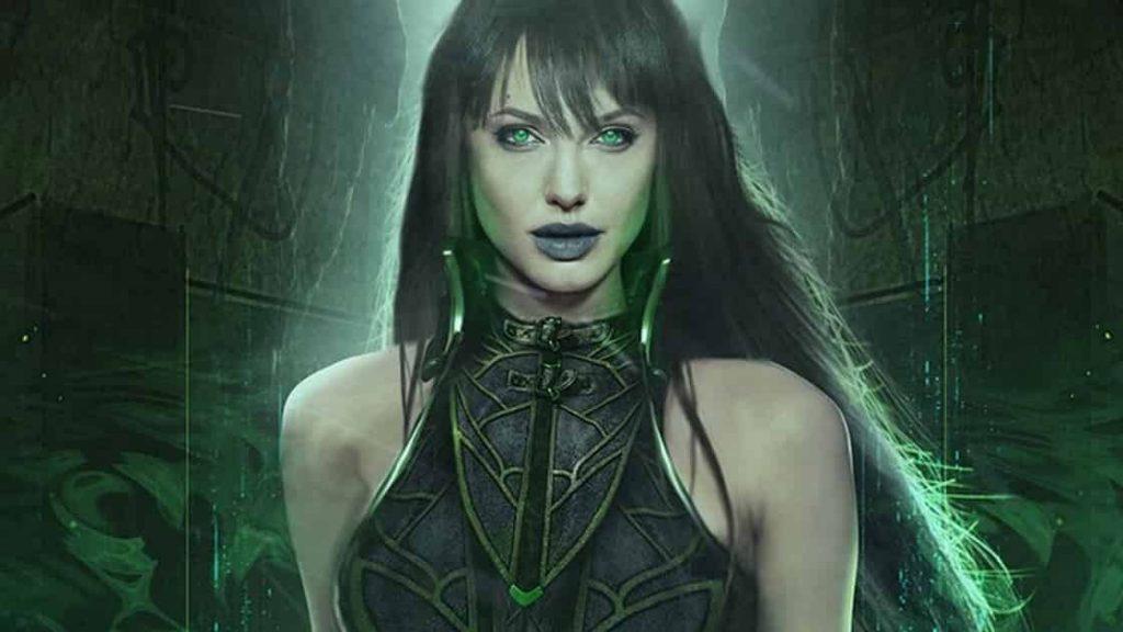 The Eternals Angelina Jolie