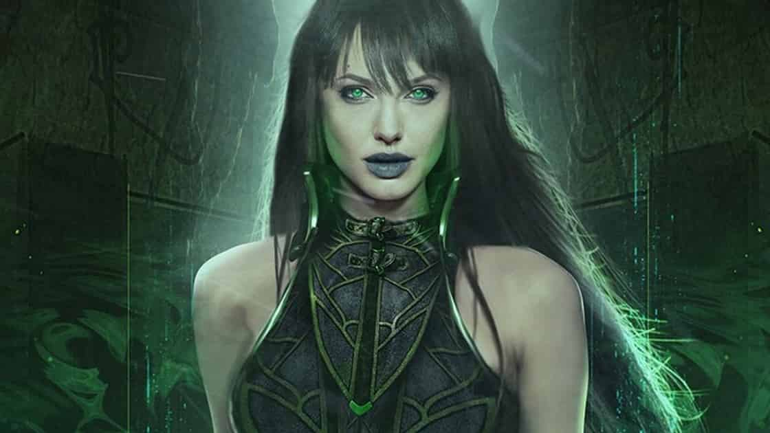 Photo of The Eternals – Angelina Jolie's Mystery Character Reportedly Confirmed