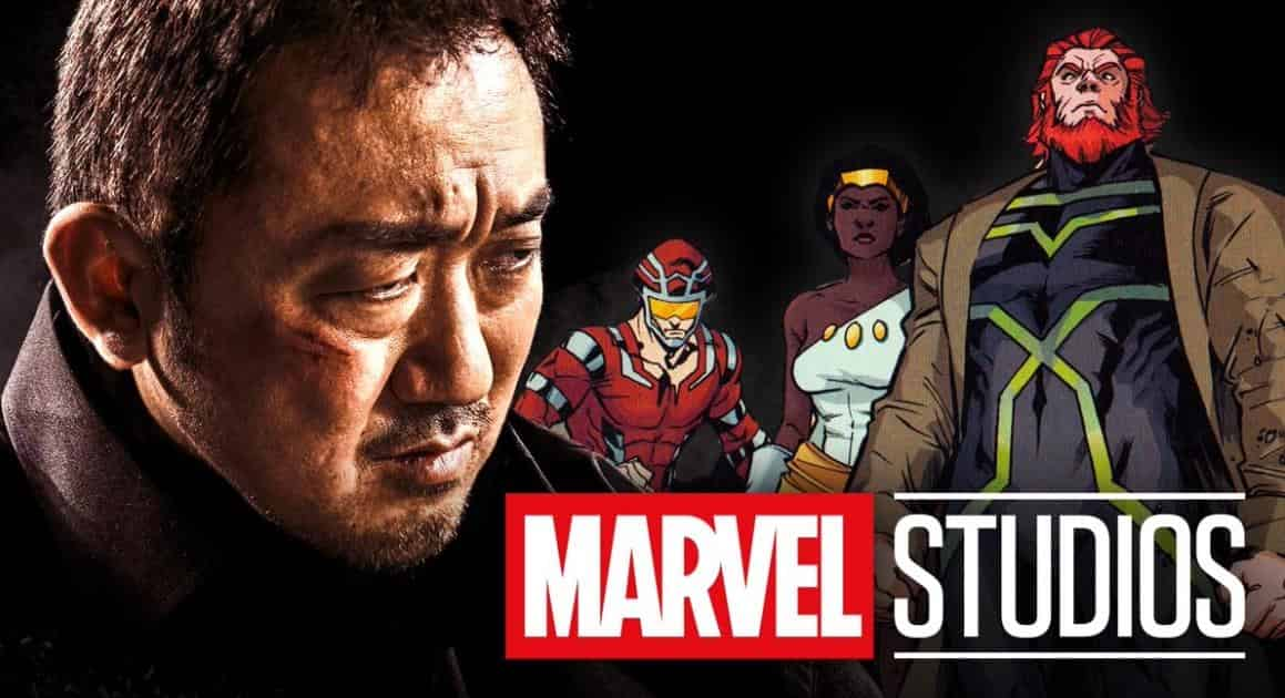 Photo of Marvel's The Eternals Casts Ma Dong-seok in a Major Mystery Role