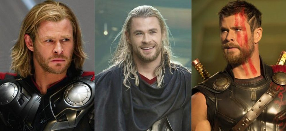 Avengers: Endgame Thor Chris Hemsworth MCU