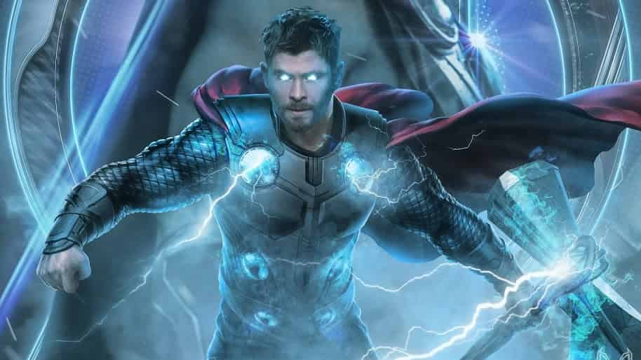Avengers: Endgame Chris Hemsworth Thor