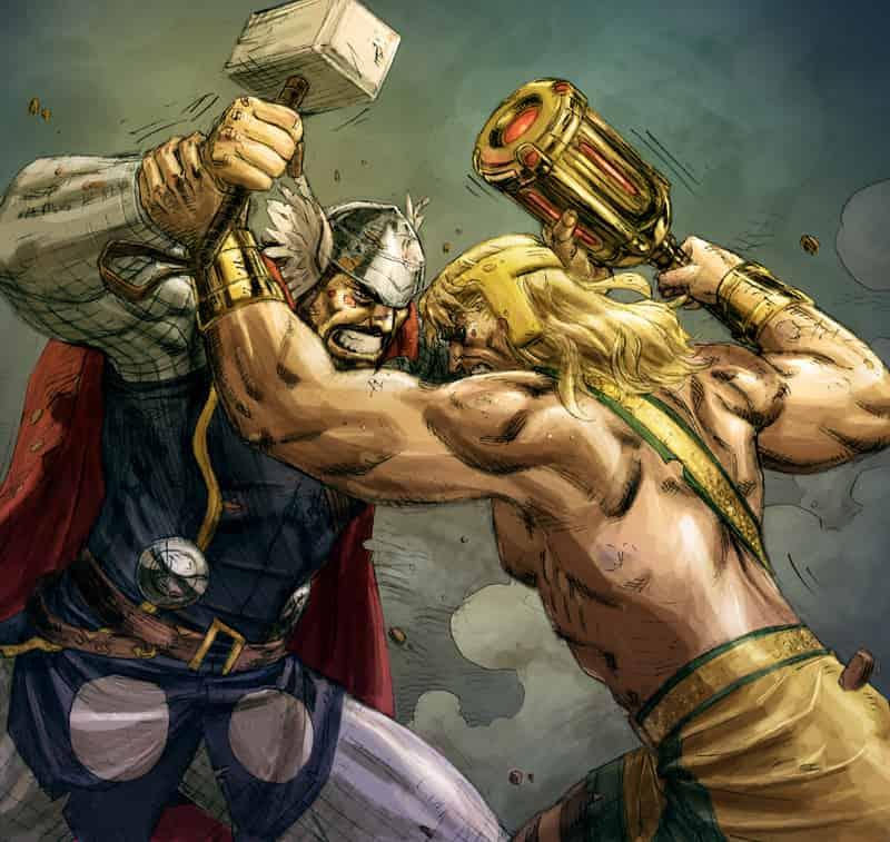 Thor Hercules MCU