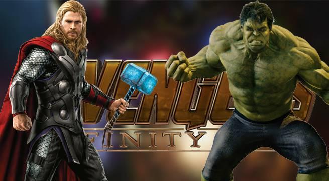 Avengers: Infinity War The Hulk Mark Ruffalo