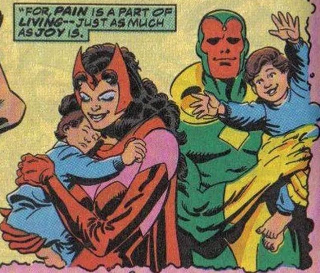Avengers: Endgame Infinity War WandaVision Disney+