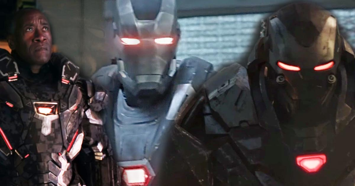 Photo of Avengers: Endgame – We've Already Seen 4 Different War Machine Suits, But There's More!