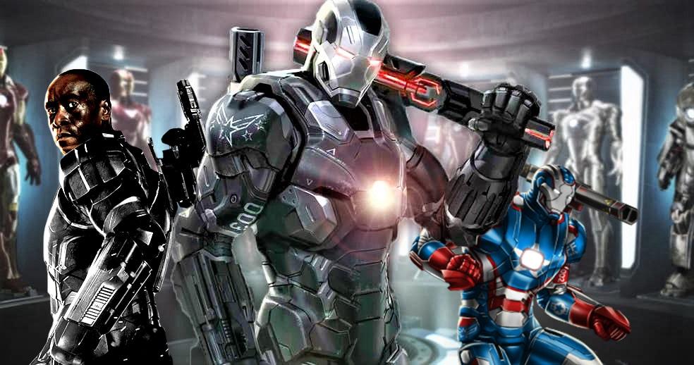 War Machine Movie
