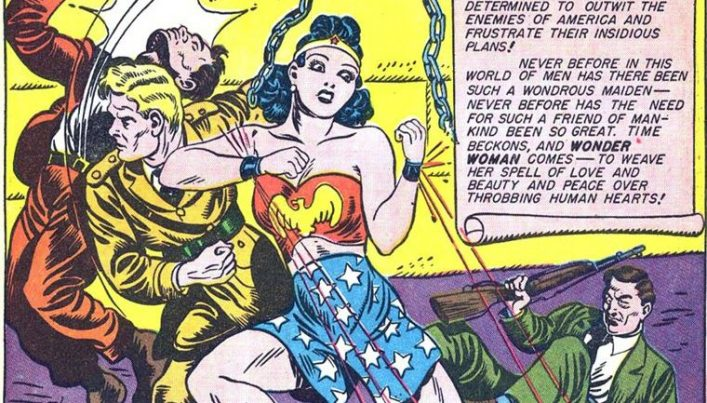 Facts About Wonder Woman