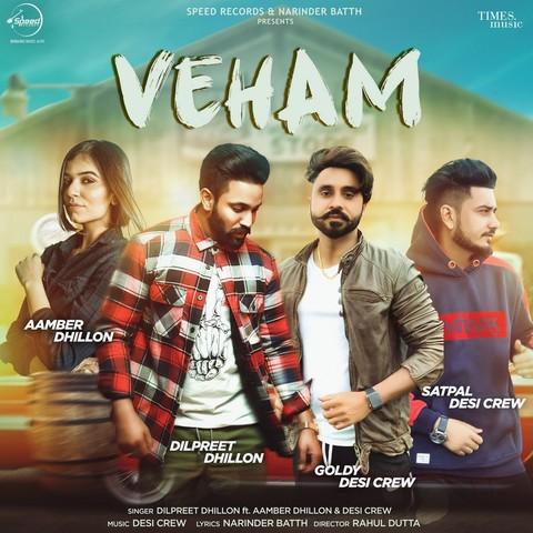 Veham Dilpreet Dhillon Mp3 Song Download