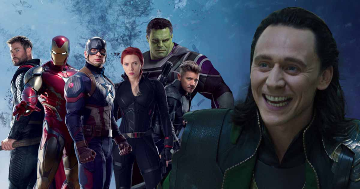Photo of Loki Reunites With 'The Original Six' in New Avengers: Endgame BTS Photo
