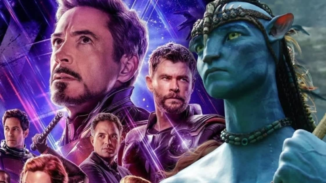 Avengers: Endgame Box Office Avatar