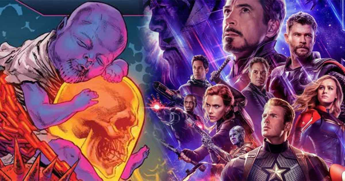 Photo of Avengers: Endgame Had a 'Comic Ghost Rider' Reference & We All Missed it