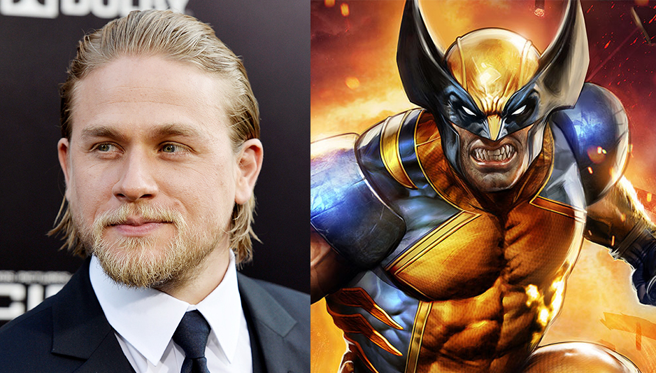 Charlie Hunnam is the New Wolverine