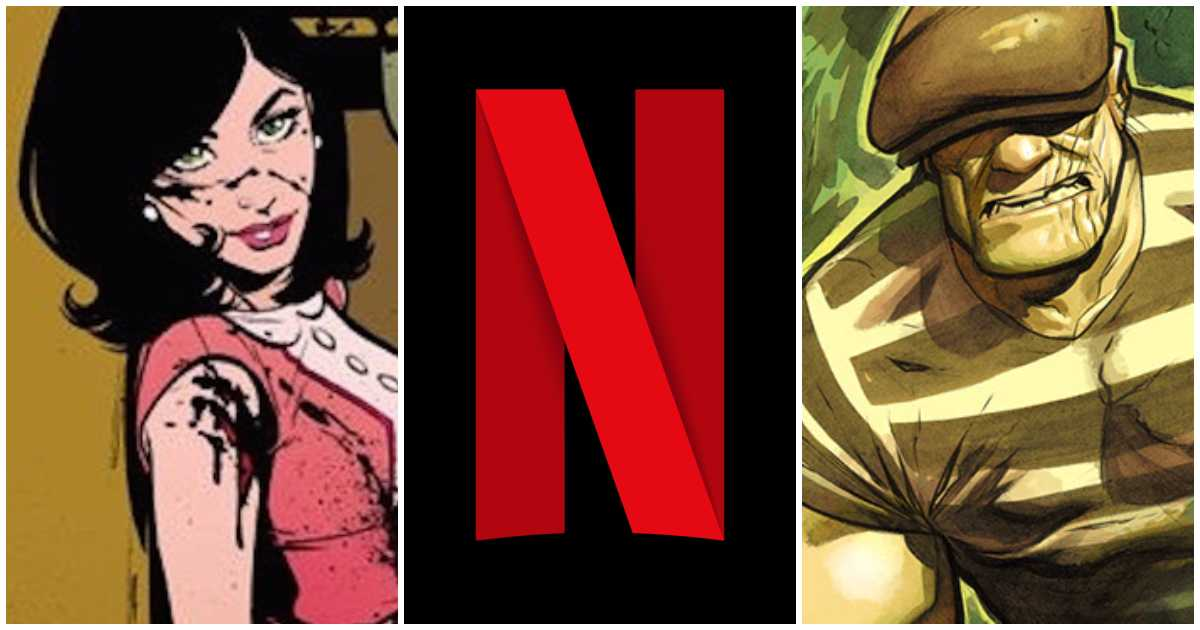 Photo of 10 Non-Marvel, Non-DC Comic Book Storylines Netflix Could Adapt Into a Movie/TV Series