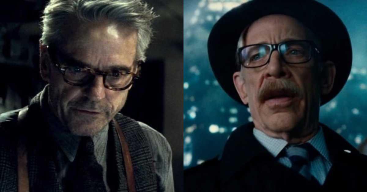 The Batman Matt Reeves Alfred Pennyworth Commissioner Gordon