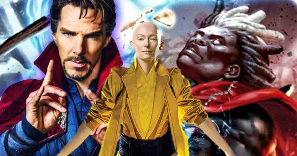 Doctor Strange 2 The Ancient One