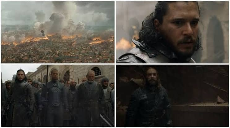 Photo of Game of Thrones Season 8 Episode 5 Creates History with Worst Rotten Tomatoes Score