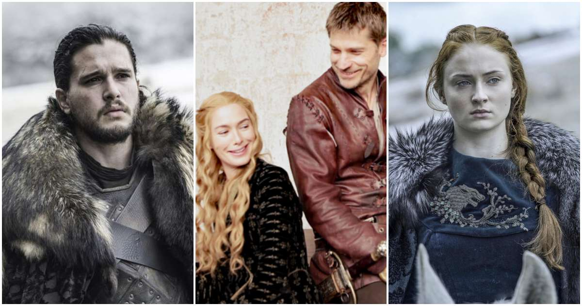 Highest Paid Game of Thrones Actors