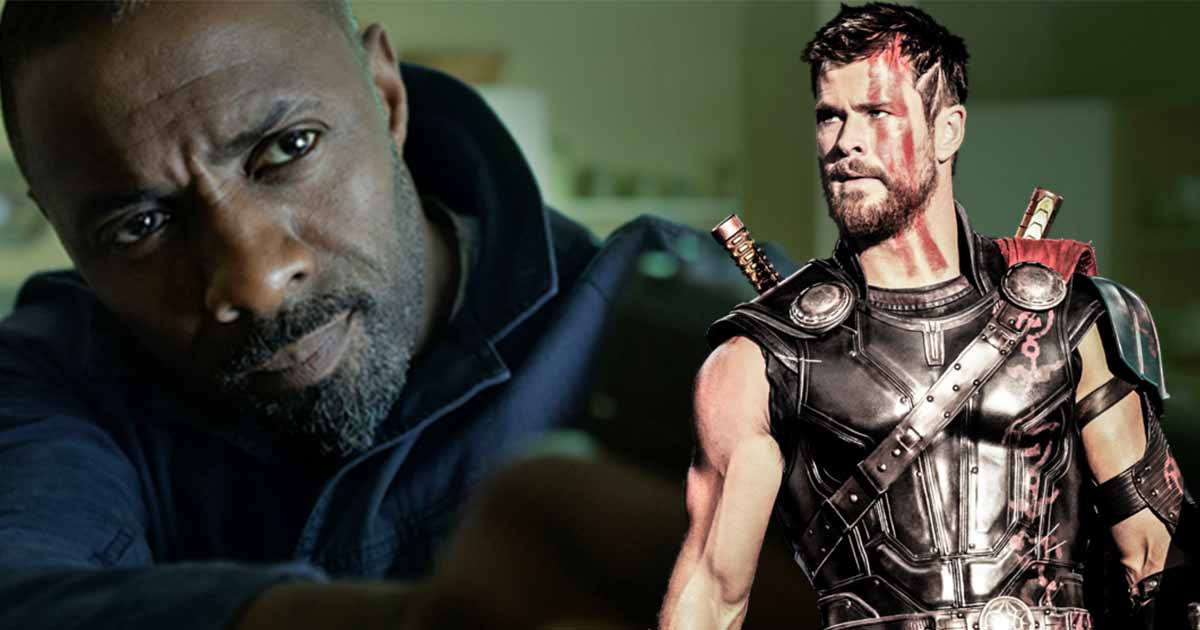 Photo of Chris Hemsworth Wants MCU Co-Star Idris Elba to be The New James Bond