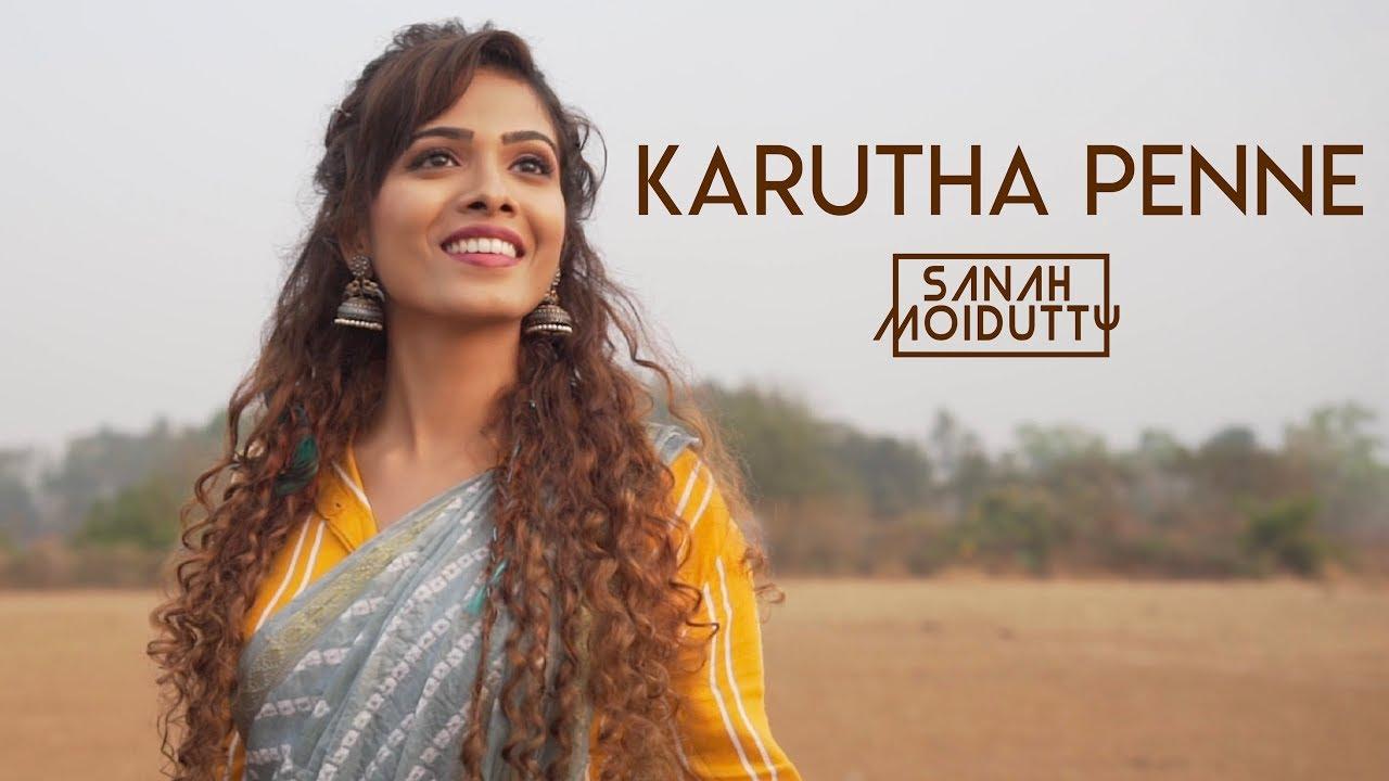 Karutha Penne Remix Song Download 320Kbps