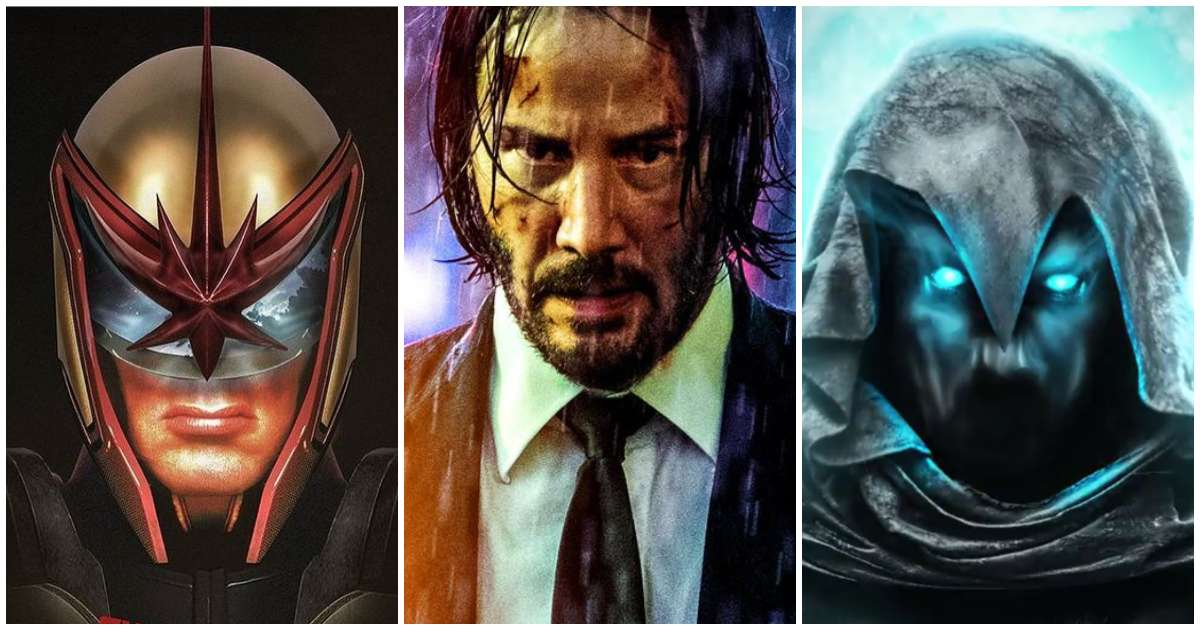 Photo of 10 Characters Keanu Reeves aka John Wick is Most Likely to Play in The MCU