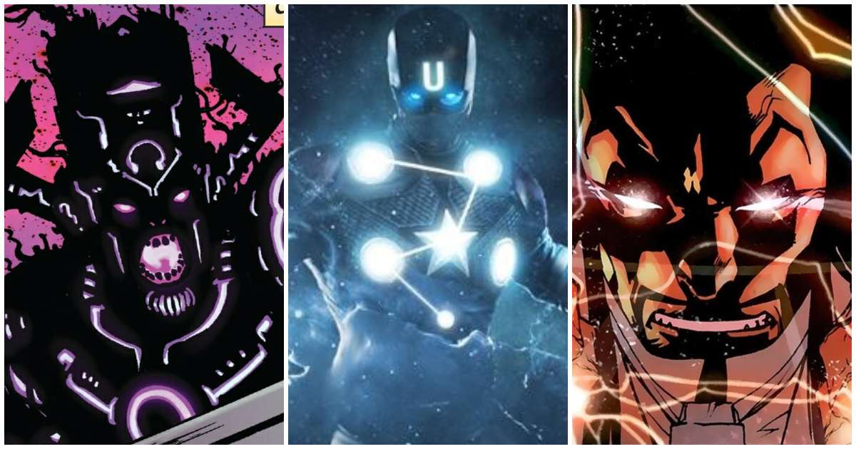 MCU Phase 4 Cosmic Weapons Marvel