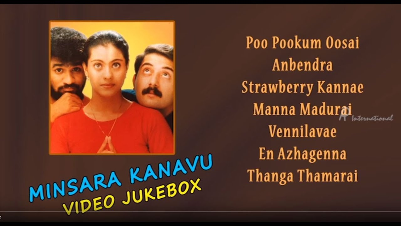 Photo of Minsara Kanavu Song Download in High Definition (HD) Audio