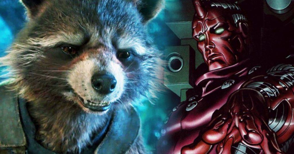 Guardians of the Galaxy Vol. 3 Adam Warlock