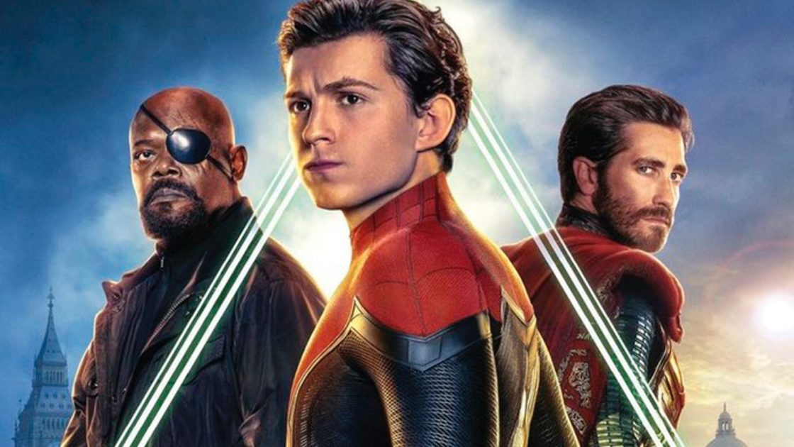 Spider-Man: Far From Home MCU Sony