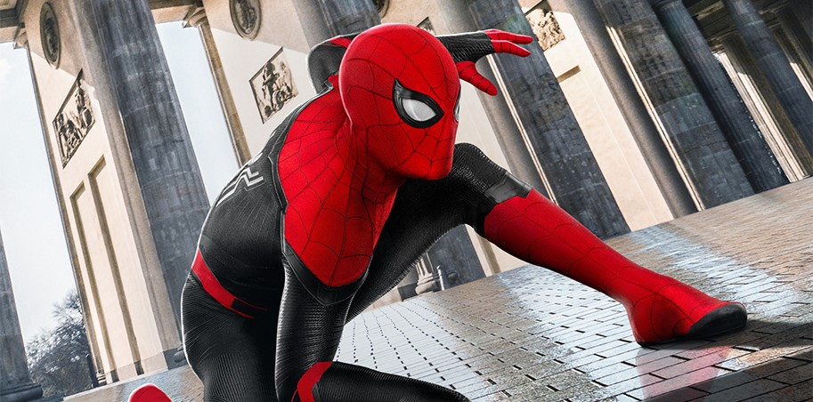 Spider-Man: Far From Home Peter Parker Suit