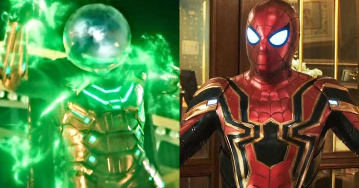 Spider-Man: Far From Home Theory