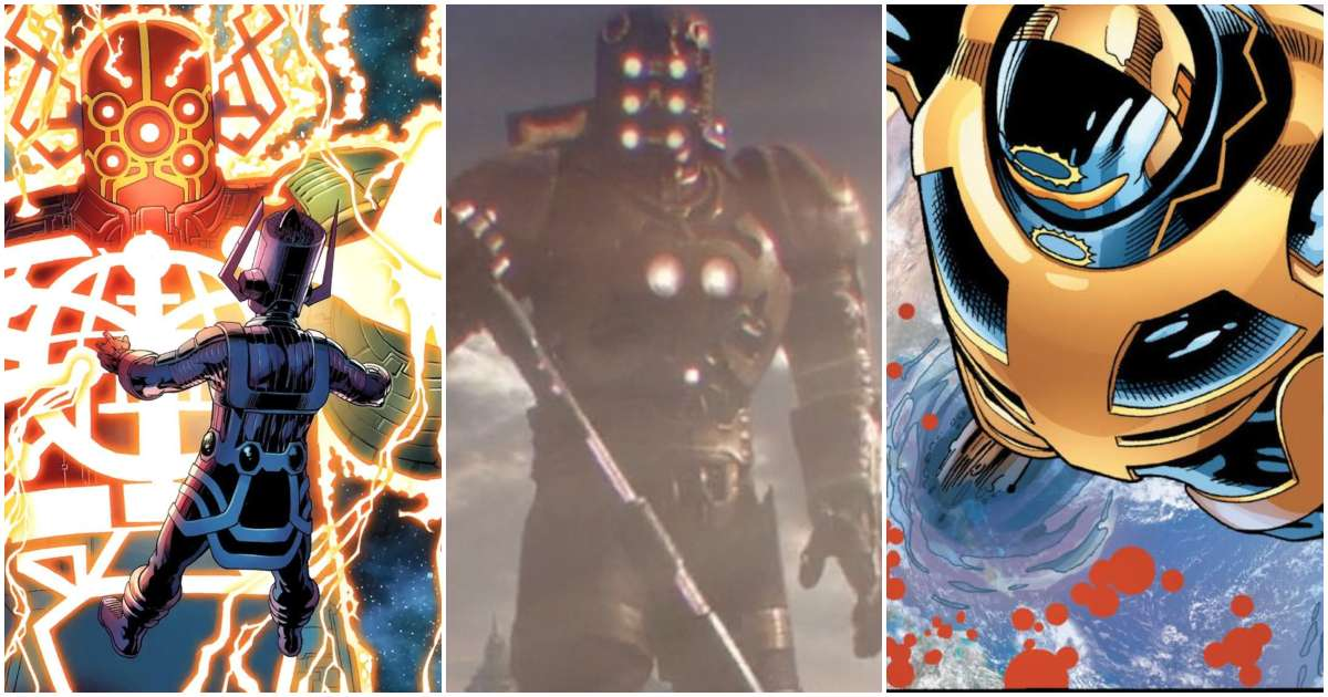 Photo of 11 Strongest Celestials in The Marvel Universe – Ranked