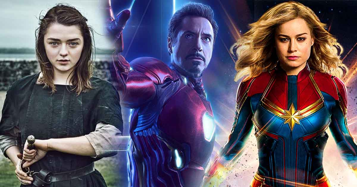 Photo of Iron Man Projected to Beat Captain Marvel & Arya Stark For Best Hero at MTV Movie & TV Awards
