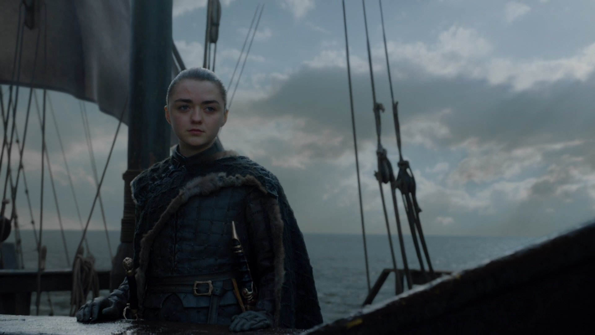 Photo of HBO Head Has Already Dismissed Game of Thrones' Arya Stark Spin-Off