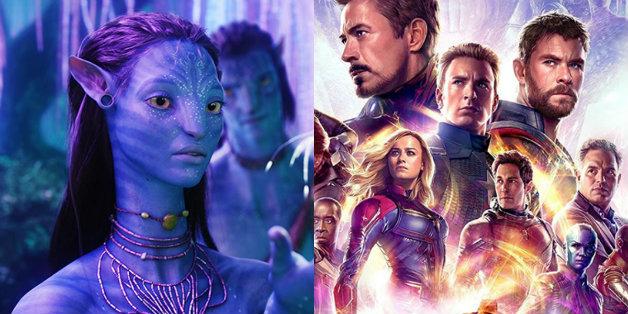 Avengers: Endgame Box Office Avatar