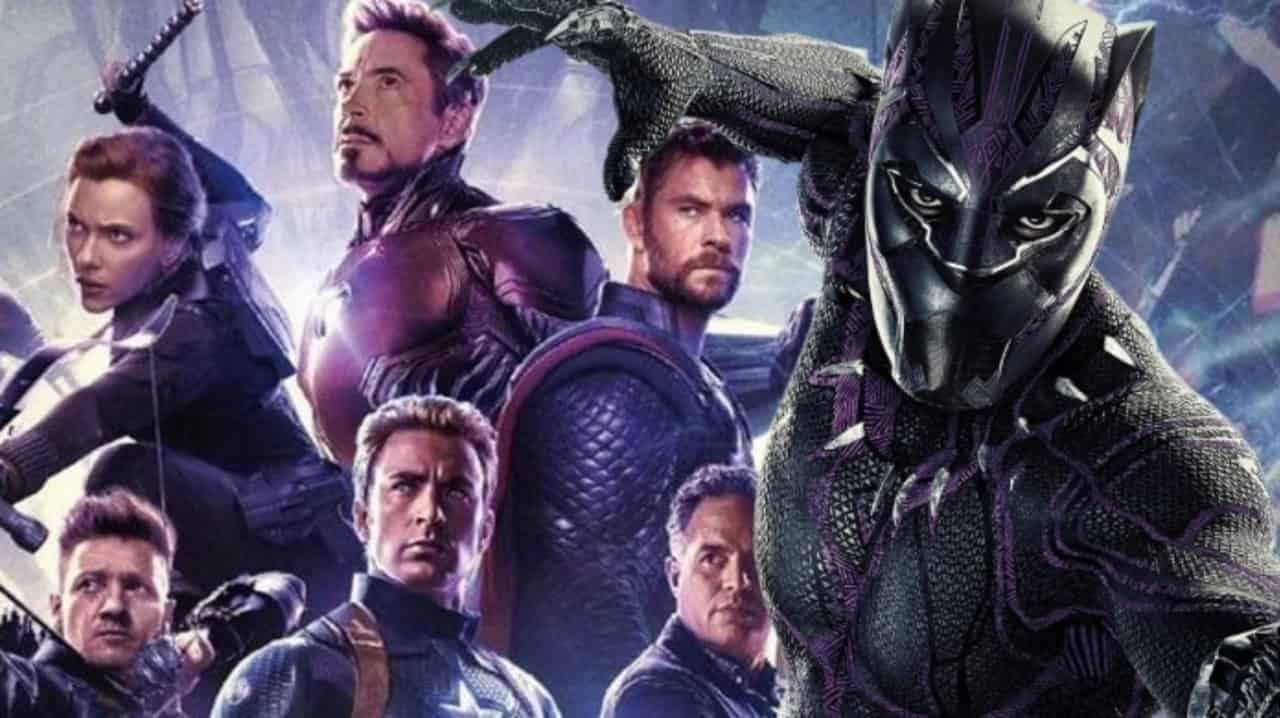 Avengers: Endgame Box Office Black Panther