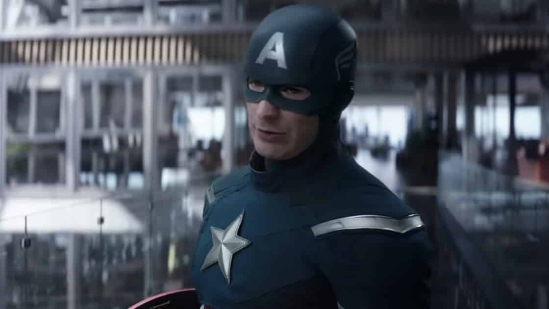 Photo of Chris Evans Shares New BTS Photo From Avengers: Endgame