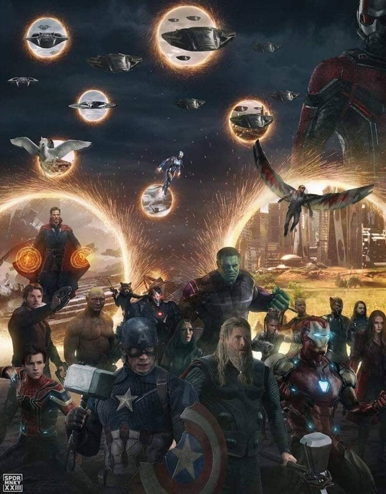 Avengers: Endgame The Snap Victims