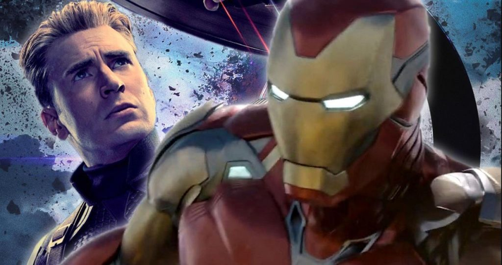 Avengers: Endgame Directors Robert Downey Jr. Chris Evans