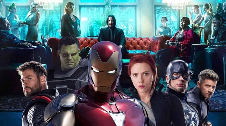 John Wick Chapter 3: Parabellum Avengers: Endgame