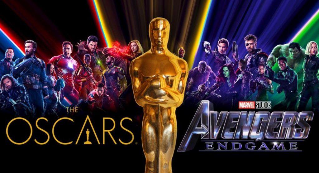 Avengers: Endgame Disney Oscars