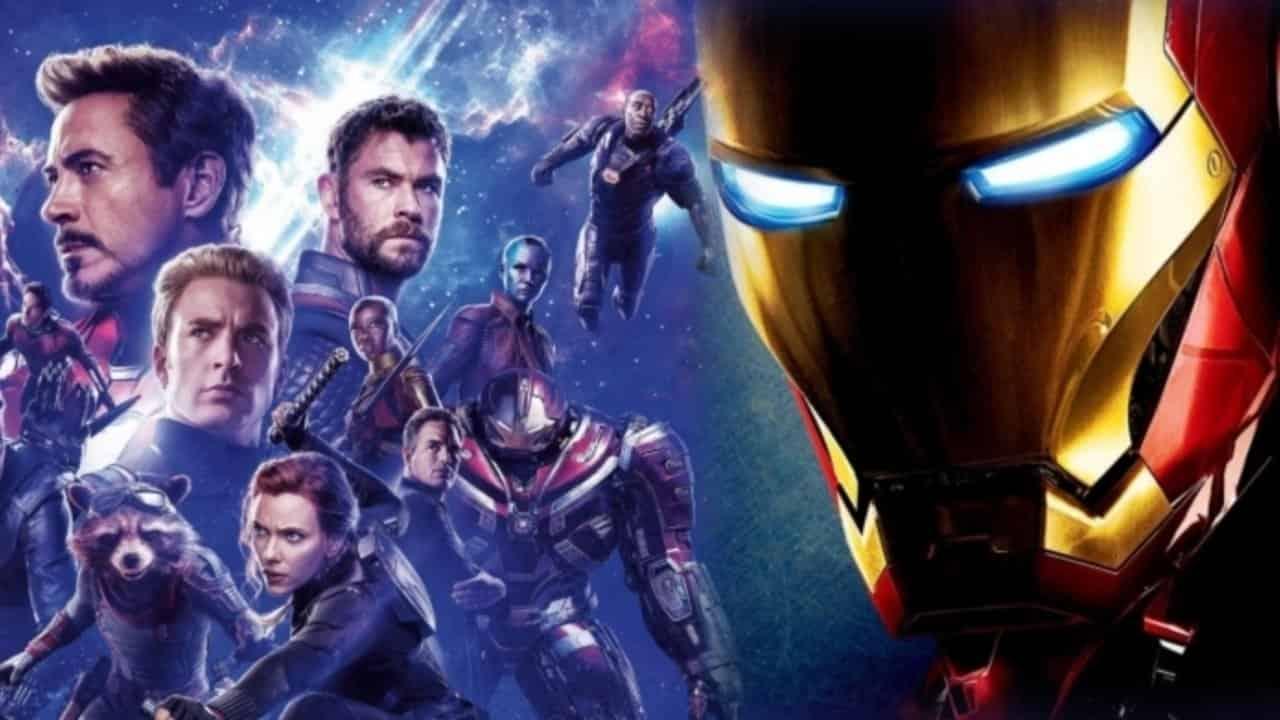 Avengers: Endgame Writers Katherine Langford Robert Downey Jr.