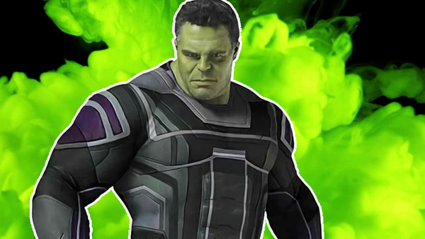 Avengers: Endgame Professor Hulk Facts